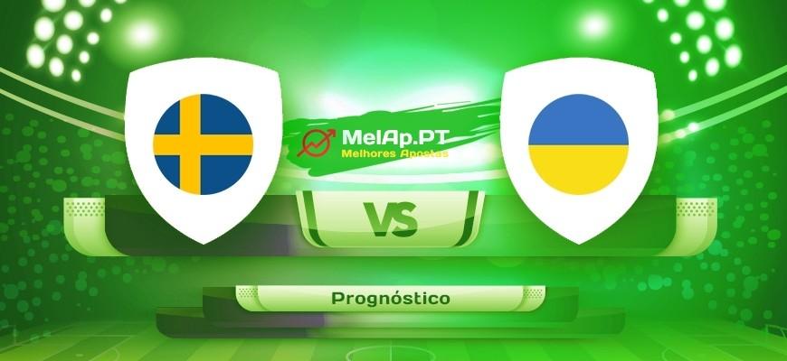 Suécia vs Ucrânia – 29-06-2021 19:00 UTC-0