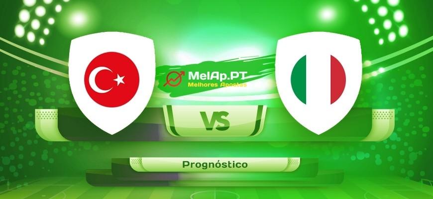 Turquia vs Itália – 11-06-2021 19:00 UTC-0