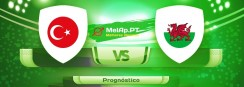 Turquia vs País De Gales – 16-06-2021 16:00 UTC-0