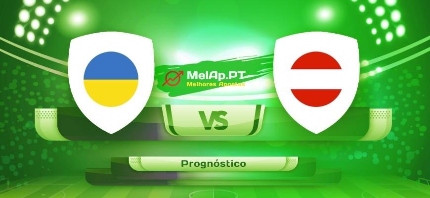 Ucrânia vs Áustria – 21-06-2021 16:00 UTC-0