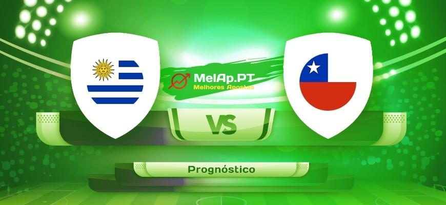 Uruguai vs Chile – 21-06-2021 21:00 UTC-0