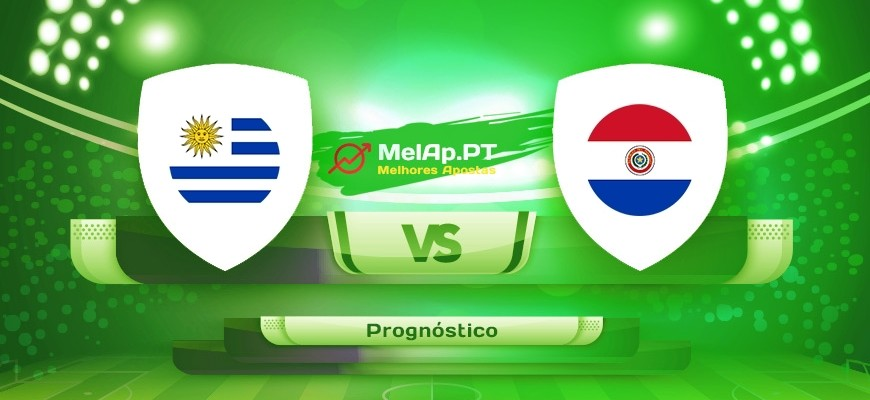 Uruguai vs Paraguai – 03-06-2021 22:00 UTC-0