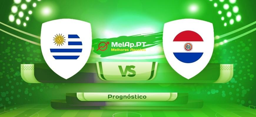 Uruguai vs Paraguai – 29-06-2021 00:00 UTC-0