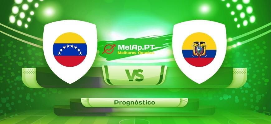 Venezuela vs Equador – 20-06-2021 21:00 UTC-0
