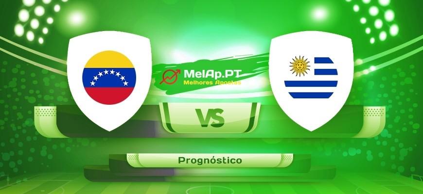 Venezuela vs Uruguai – 08-06-2021 22:30 UTC-0