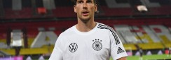 Alemanha nas cordas no EURO: Baixo para recordar Goretzka contra Portugal