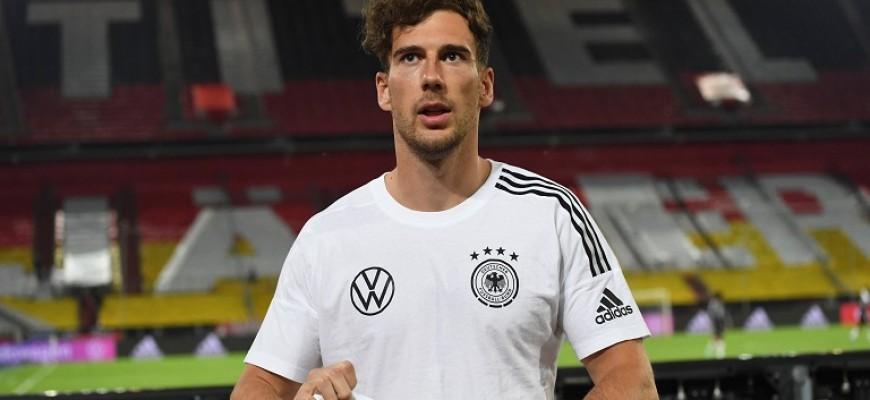 Alemanha nas cordas no EURO: Löw para recordar Goretzka contra Portugal - Melap.PT