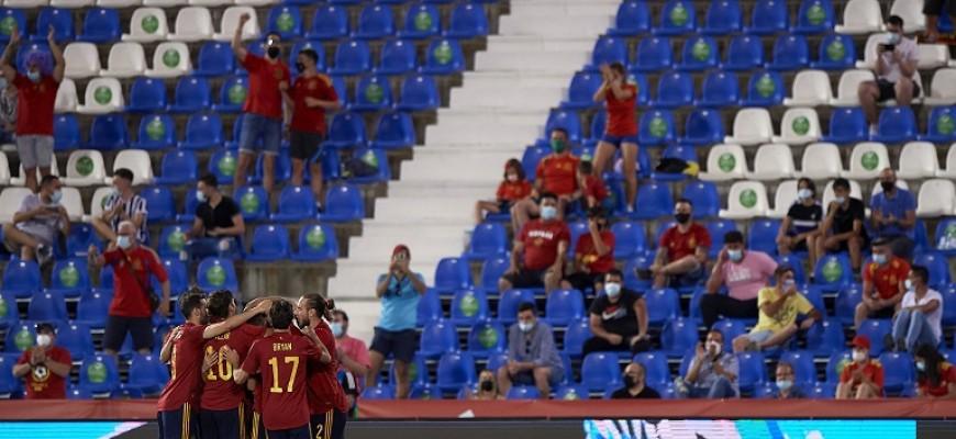 Espanha - Suécia aposta: La Roja para enfrentar as probabilidades | Como se vão sair na sua estreia? | Informações e probabilidades - Melap.PT