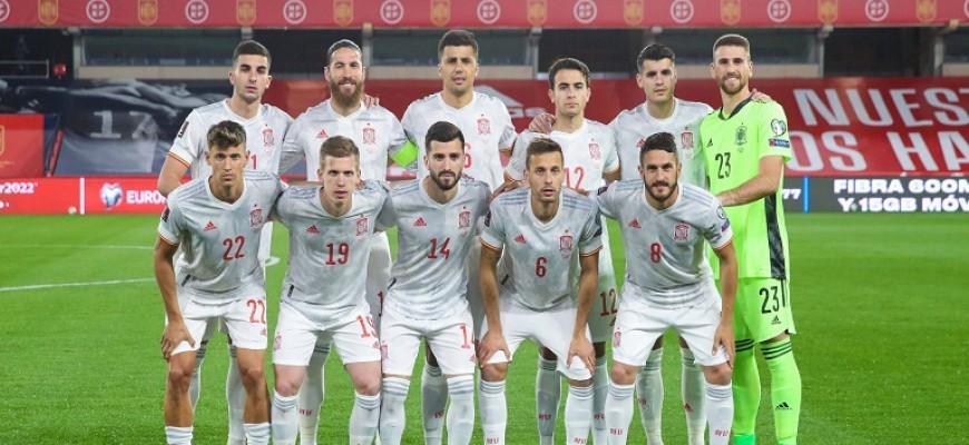 Espanha dá início aos seus preparativos para o Campeonato Europeu: chamada, quando jogar e opções de apostas - Melap.PT