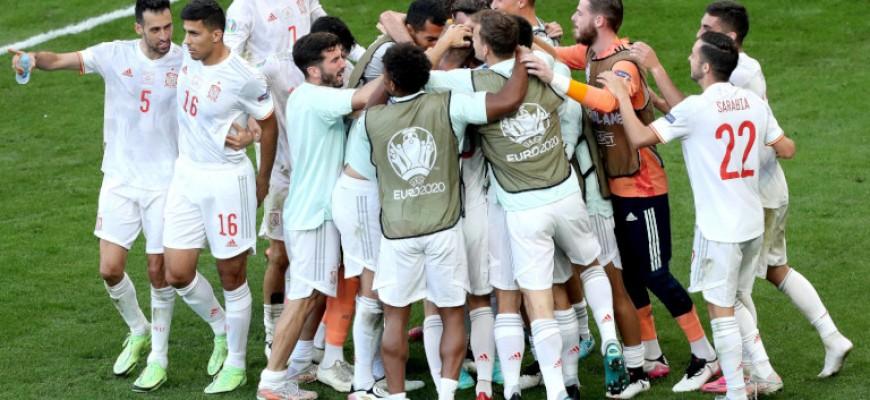 Apostas Suíça - Espanha: a equipa de Luis Enrique à procura de um lugar nas semifinais contra uma das surpresas dos Euros   Info & odds - Melap.PT