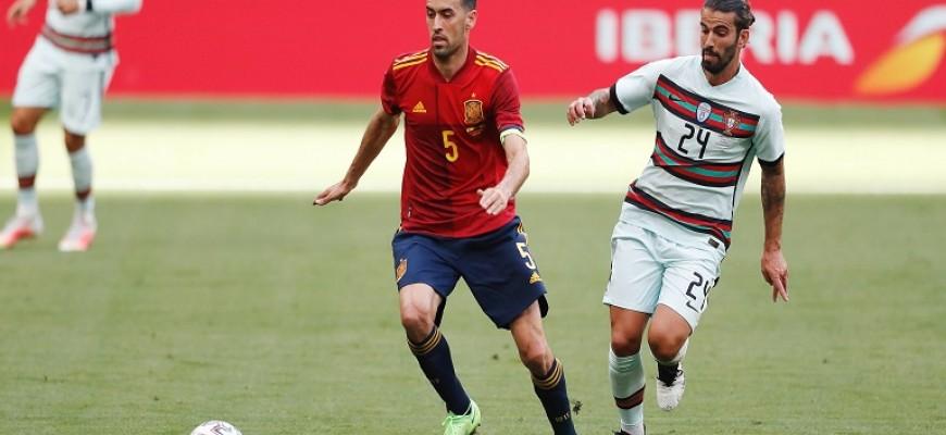 Busquets está de volta mas não vai jogar contra a Polónia: como é que a Espanha vai chegar ao seu segundo jogo do Campeonato Europeu? - Melap.PT