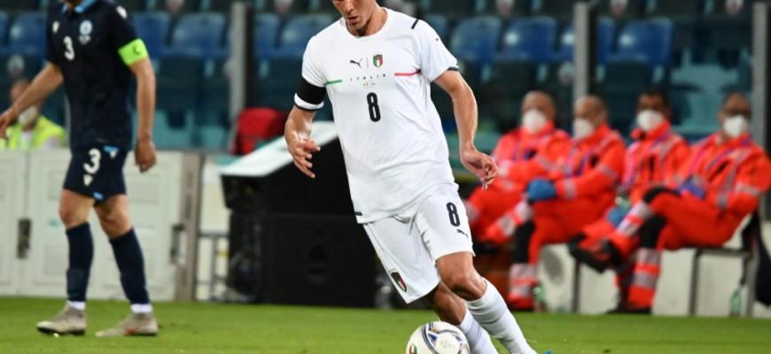Itália: Matteo Pessina reemplaza a Stefano Sensi, lesionado - Melap.PT