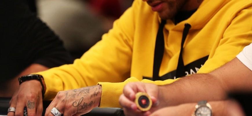 PokerStars lança um tema de Neymar Jr. Spin and Go - Melap.PT