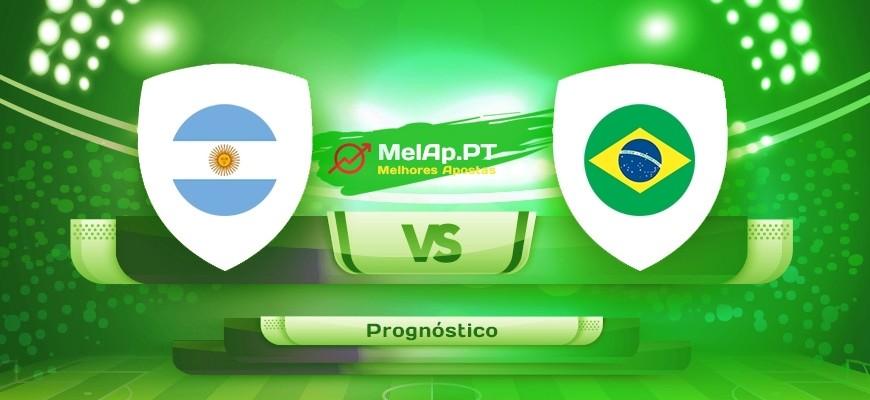 Argentina vs Brasil – 11-07-2021 00:00 UTC-0