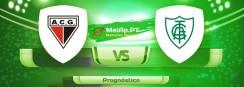 Atlético Goianiense vs América FC MG – 01-08-2021 23:30 UTC-0