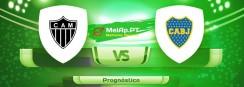 Atletico Mineiro vs Boca Juniors – 20-07-2021 22:15 UTC-0