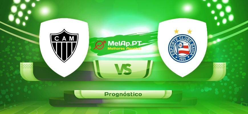Atletico Mineiro vs EC Bahia – 25-07-2021 14:00 UTC-0