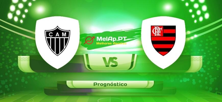 Atletico Mineiro vs Flamengo – 07-07-2021 22:00 UTC-0