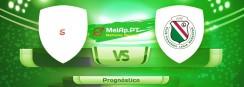Bodo/Glimt vs KP Legia Varsóvia – 07-07-2021 16:00 UTC-0