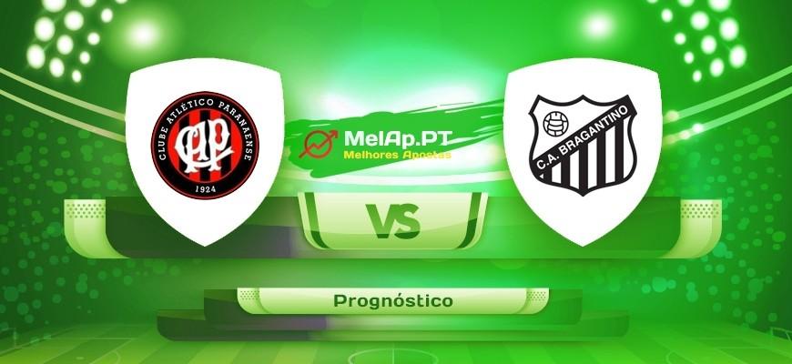 CA Paranaense PR vs Bragantino-Sp – 10-07-2021 20:00 UTC-0