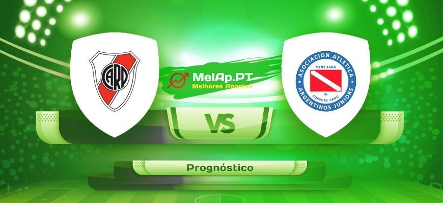 CA River Plate (Arg) vs Argentinos Jrs – 15-07-2021 00:30 UTC-0