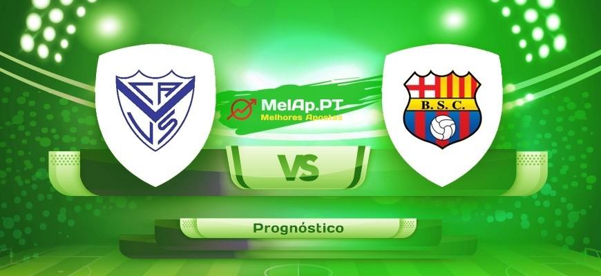 CA Vélez Sarsfield vs Barcelona Guayaquil – 14-07-2021 22:15 UTC-0