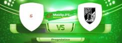 Casa Pia AC vs Vitória Guimarães – 01-08-2021 17:00 UTC-0