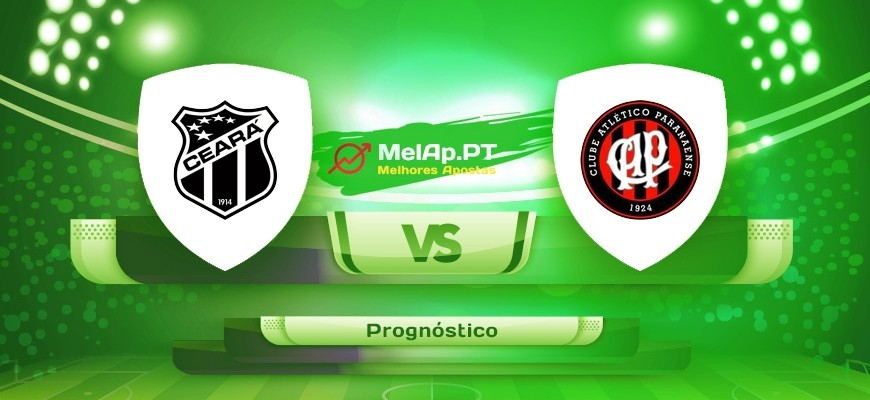 Ceará SC CE vs CA Paranaense PR – 17-07-2021 20:00 UTC-0