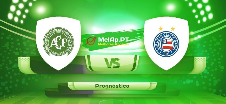 Chapecoense SC vs EC Bahia – 04-07-2021 14:00 UTC-0