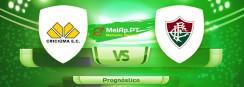 Criciúma EC SC vs Fluminense RJ – 27-07-2021 22:15 UTC-0