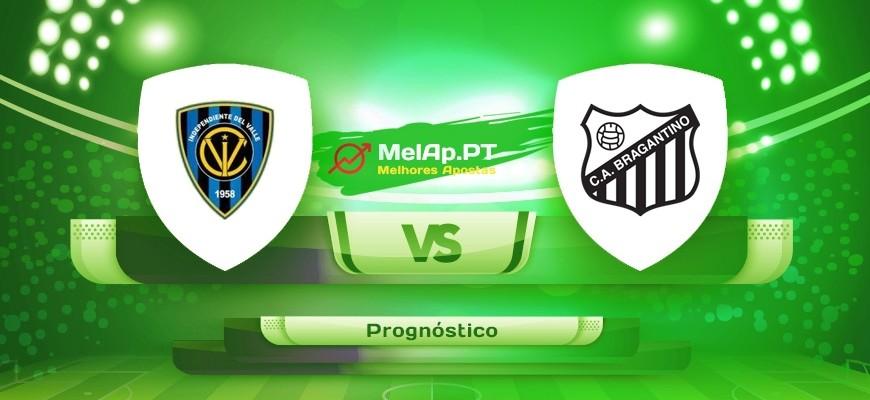 CSD Independiente Del Valle vs Bragantino-Sp – 15-07-2021 00:30 UTC-0