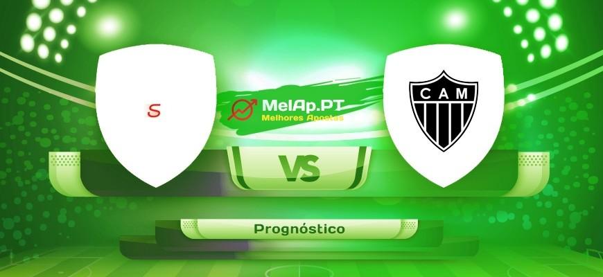 Cuiaba Esporte Clube MT vs Atletico Mineiro – 04-07-2021 21:15 UTC-0