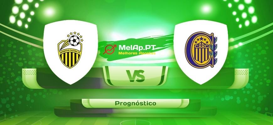 Deportivo Tachira vs Rosário Central – 16-07-2021 00:30 UTC-0
