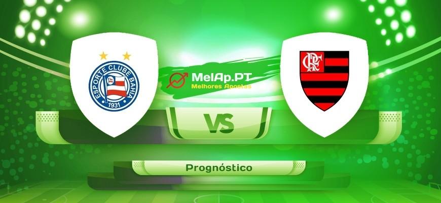 EC Bahia vs Flamengo – 18-07-2021 21:15 UTC-0