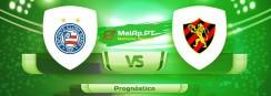 EC Bahia vs Sport Recife – 01-08-2021 21:15 UTC-0