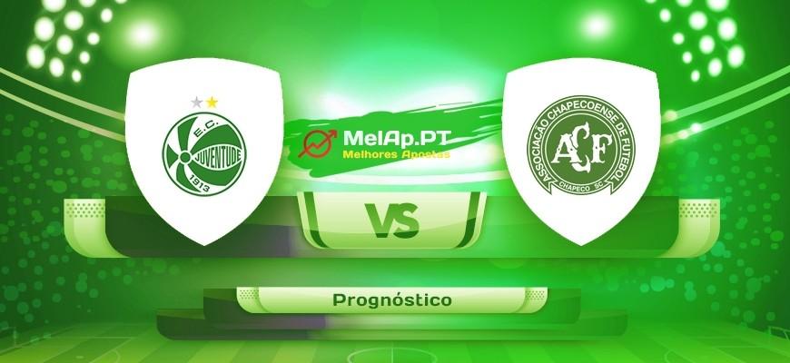 EC Juventude RS vs Chapecoense SC – 26-07-2021 21:00 UTC-0