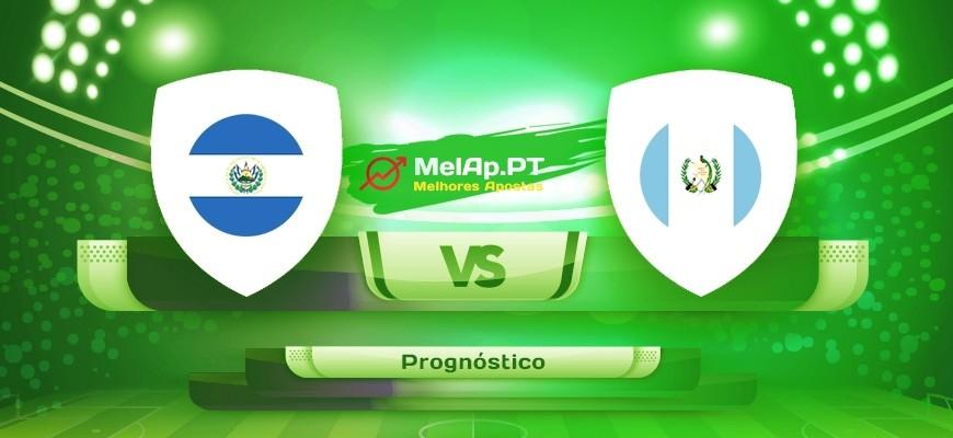 El Salvador vs Guatemala – 12-07-2021 02:30 UTC-0