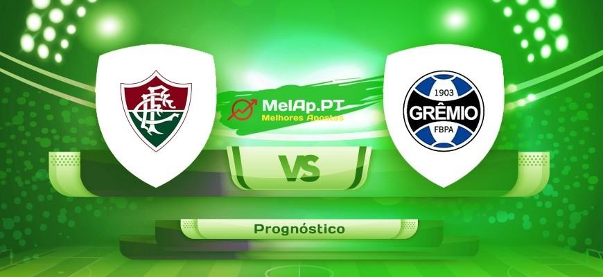 Fluminense RJ vs Gremio FB Porto Alegrense RS – 18-07-2021 00:00 UTC-0