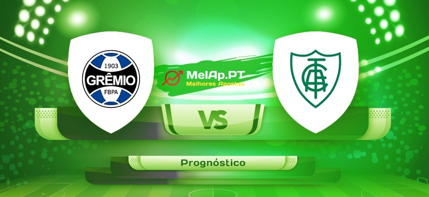 Gremio FB Porto Alegrense RS vs América FC MG – 24-07-2021 20:00 UTC-0