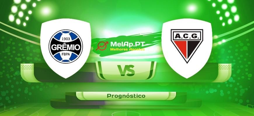 Gremio FB Porto Alegrense RS vs Atlético Goianiense – 04-07-2021 23:30 UTC-0
