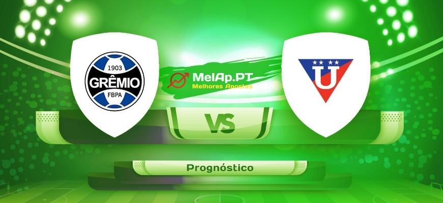 Gremio FB Porto Alegrense RS vs LDU Quito – 20-07-2021 22:15 UTC-0