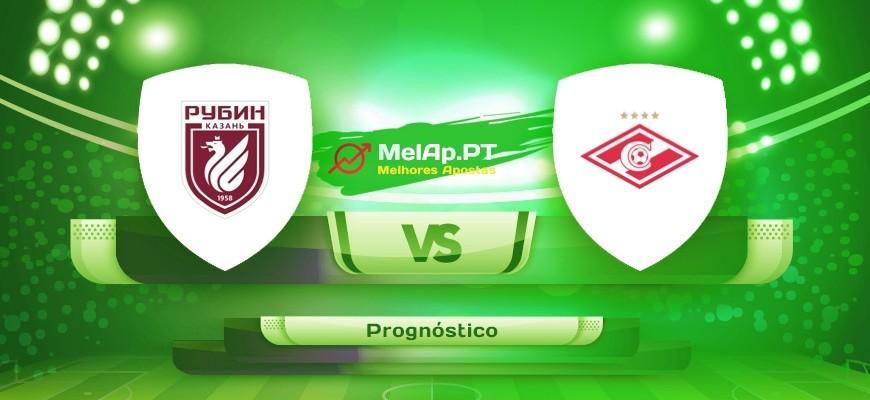 Imfc Rubin Kazan vs Spartak Moscovo – 24-07-2021 17:00 UTC-0