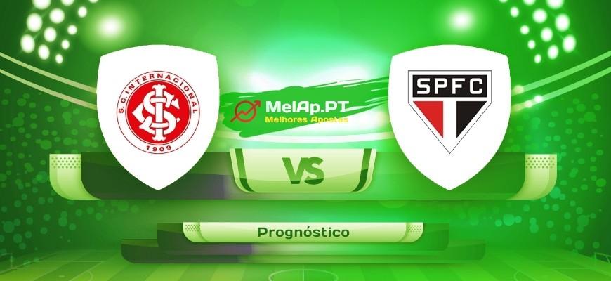 Internacional vs SAO Paulo – 08-07-2021 00:30 UTC-0