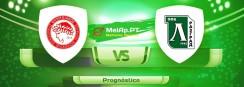 Olympiacos vs Ludogorets 1945 Razgrad – 03-08-2021 19:00 UTC-0