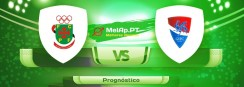 Paços Ferreira vs Gil Vicente – 30-07-2021 19:15 UTC-0