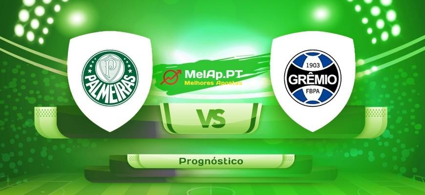 Palmeiras vs Gremio FB Porto Alegrense RS – 07-07-2021 22:00 UTC-0