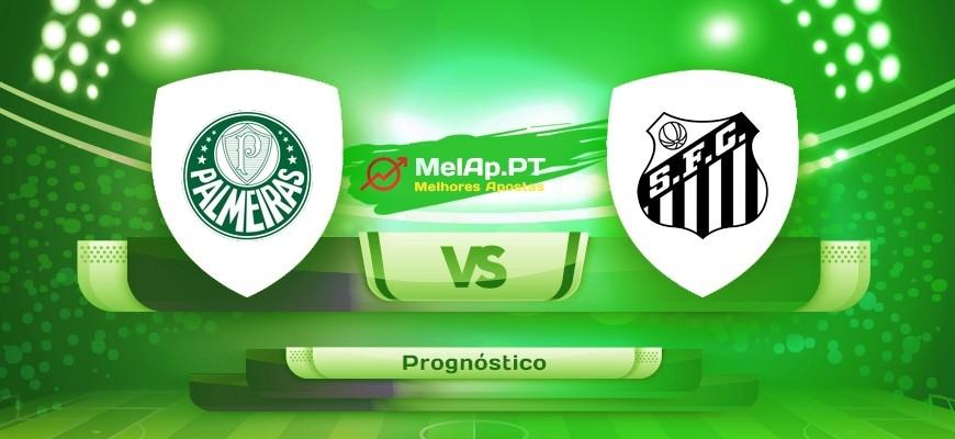 Palmeiras vs Santos – 10-07-2021 19:30 UTC-0