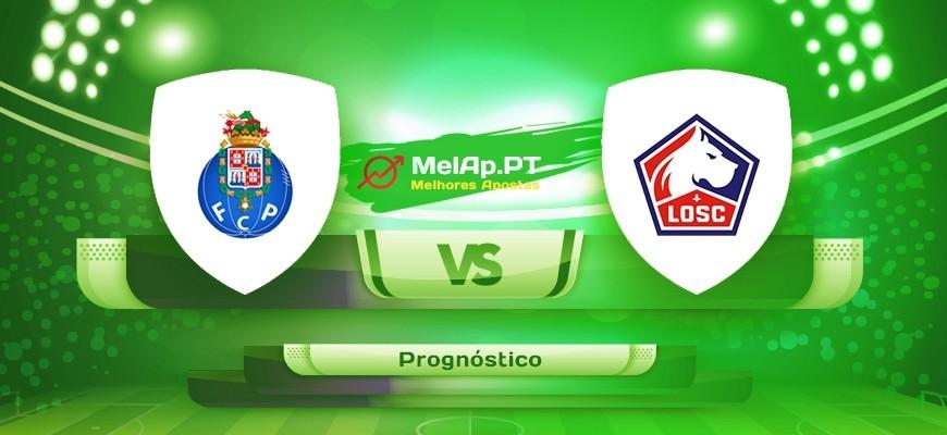 Porto vs Lille – 25-07-2021 18:45 UTC-0