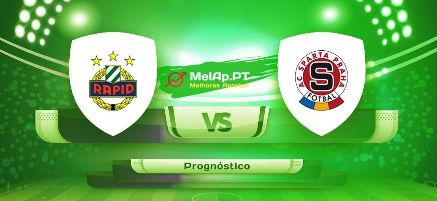 Rapid Viena vs Sparta Praga – 20-07-2021 18:30 UTC-0