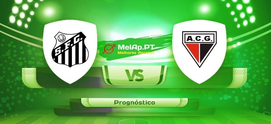 Santos vs Atlético Goianiense – 25-07-2021 21:15 UTC-0